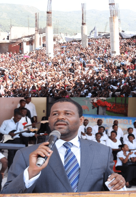 Shalom Haiti Historique