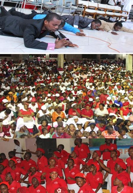 Historique Shalom tabernacle de Gloire haiti